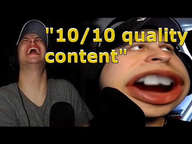"""Cizzorz Reacts to Our Montage """"We Enhanced Cizzorz with this Fortnite Edit"""""""