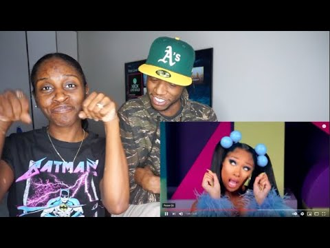 """Megan Thee Stallion """"Cry Baby ft. DaBaby"""" (Official Video) REACTION!"""