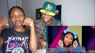 "Megan Thee Stallion ""Cry Baby ft. DaBaby"" (Official Video) REACTION!"