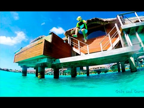 Bora Bora Island Paradise - Dream Vacation! | Gabe and Garrett
