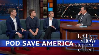 The Future Of Roe v. Wade According To 'Pod Save America'
