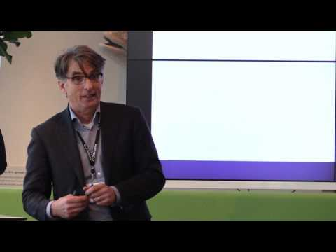 The Innovation Hub of AFM and de Nederlandsche Bank (DNB), by Leonard Franken, AFM @DBH17 meetup