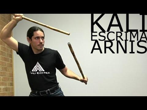 ESCRIMA Deadliest Martial Art on the PLANET!