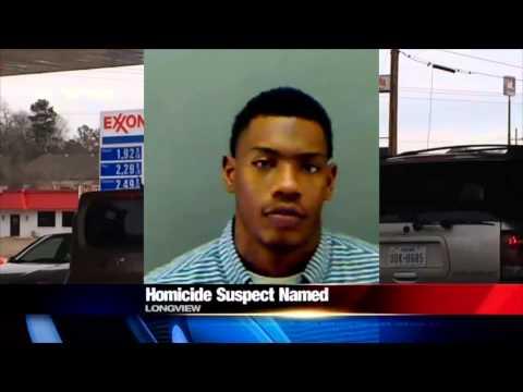 Longview shooting suspect named