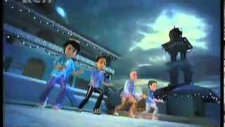 Partai Demokrat Selamat Idul Fitri 1434H (iklan 3D animasi)