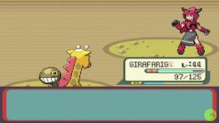 Pokemon Ruby Part 82: Children's Puzzle