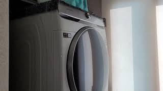 결혼 20년만에 마련한 세탁건조기 개시.ㅎ