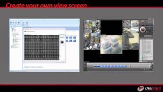 Digifort Ip Kamera Kayıt ve Yönetim Yazılımı