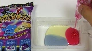 Weird Starch Syrup Diy Candy ~ おかしな水あめ コリス 知育菓子