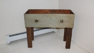 Make an Upcycled Drawer Coffee Table - DIY Home - Guidecentral