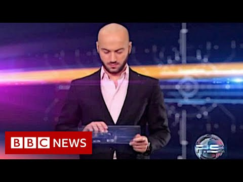 Expletive-laden Putin rant on Georgian TV leads to channel going off air - BBC News