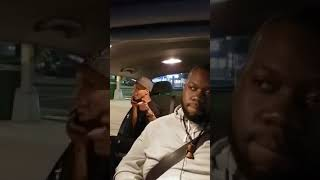 Crazy rideshare in NYC - Lyft Driver