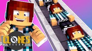 Minecraft Clones #7 - FÁBRICA DE CLONES !!