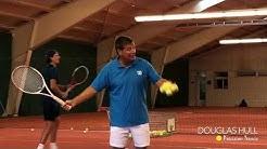 Precision Tennis - Douglas Hull - Englisch