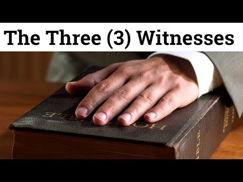 The Mystic & The Three Witnesses In St. Vincent & The Grenadines