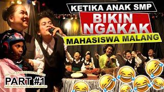 Mahasiswa UM Ngakak Bareng Kentrung Gedhang Godhog #Tulungagung - Mastrung Blero UM (Part 1)