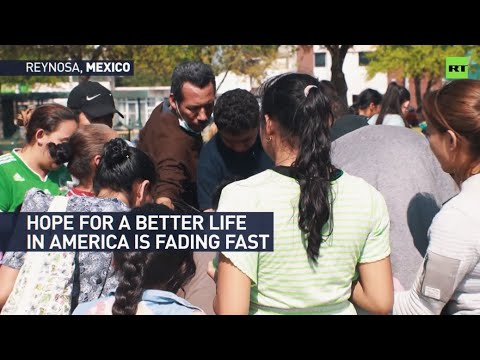 American Dream malfunction | Record number of migrants on US-Mexican border