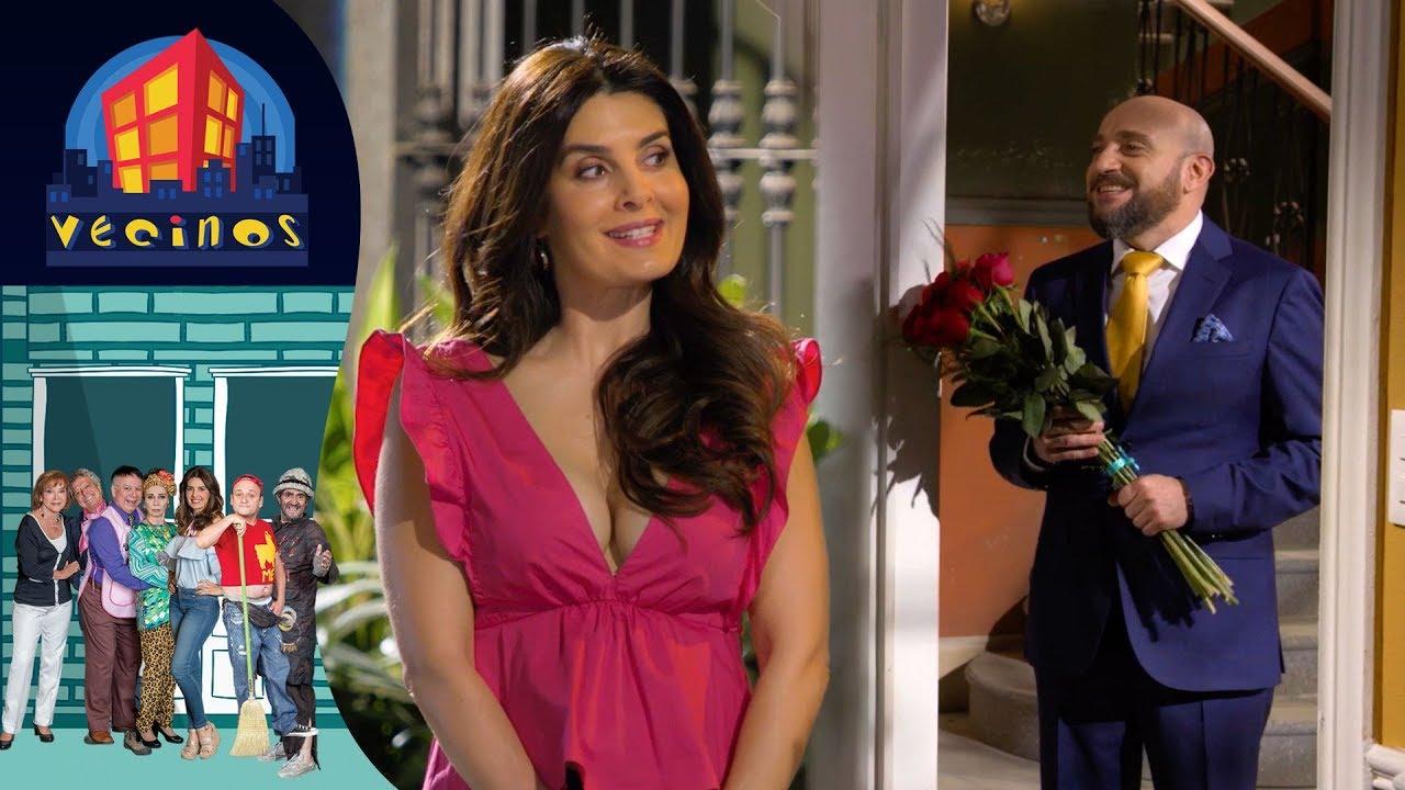 Vecinos, Capítulo 1: Luis se le declara a Silvita | Temporada 6 | Distrito  Comedia