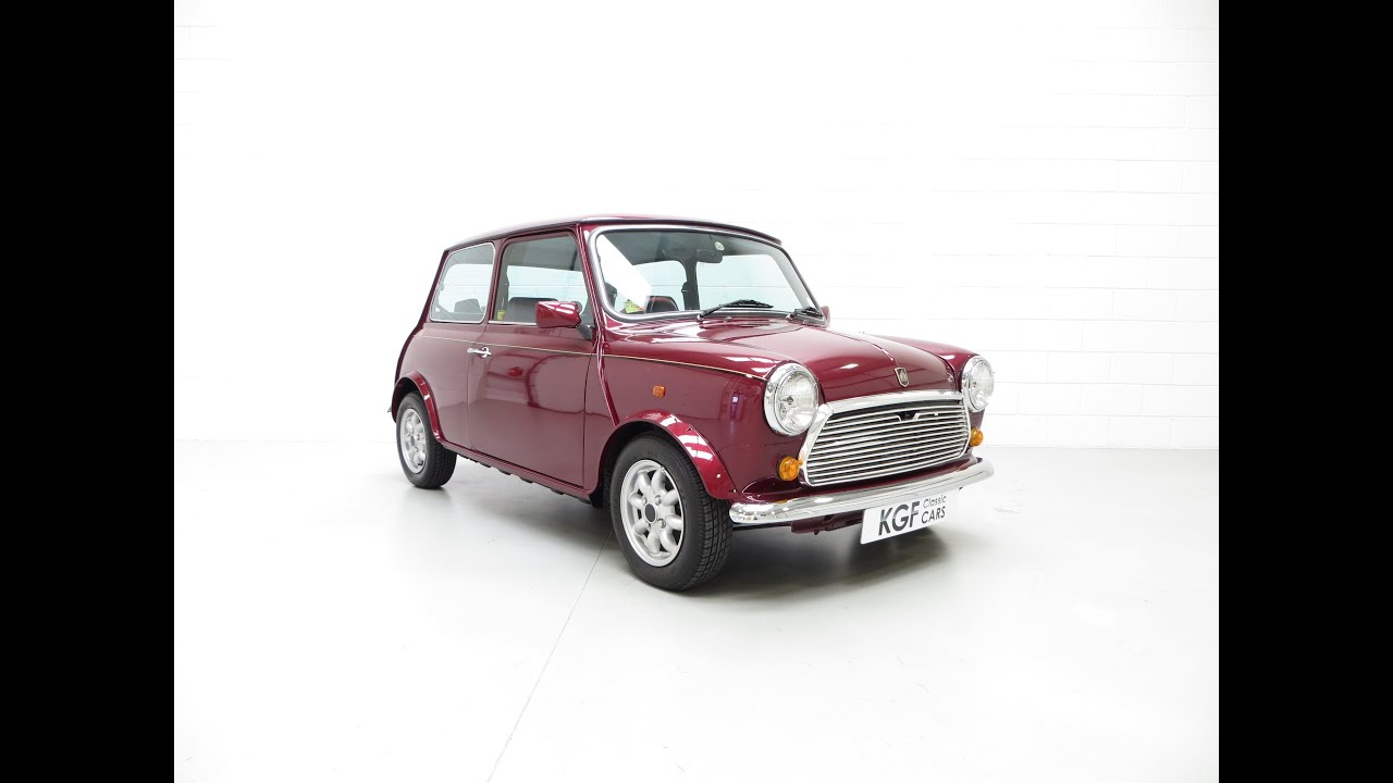 A Truly Exclusive And Very Collectable Austin Mini Thirty With Just