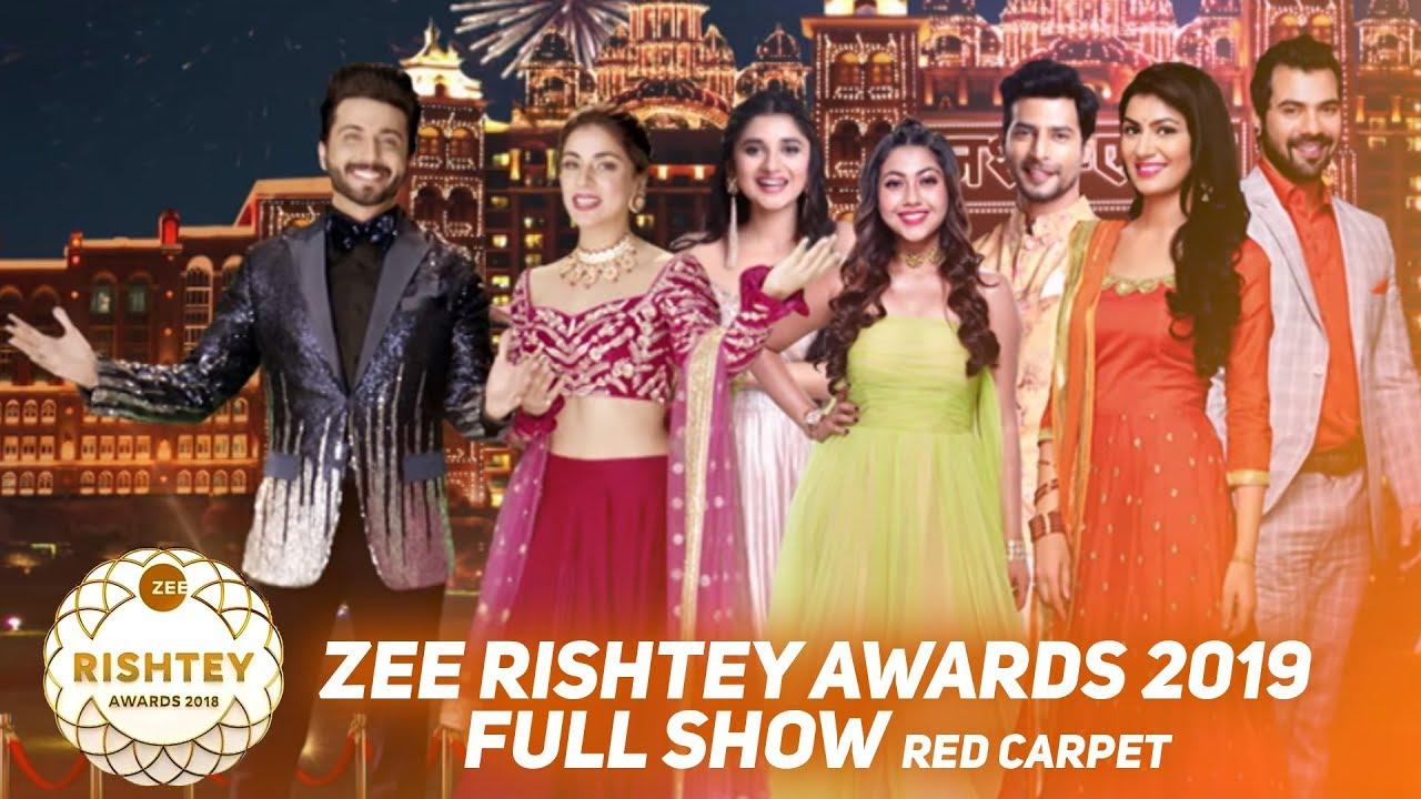Download Zee Rishtey Awards 2019 Full Show | Red Carpet | Zee TV Awards Show 2019