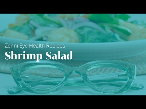 Eye Health Recipes: Fennell and Spinach Salad