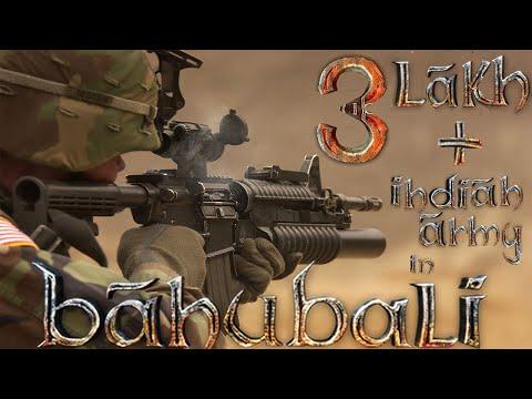 Bahubali   Indian Army   Real Hero of India  💓🇮🇳