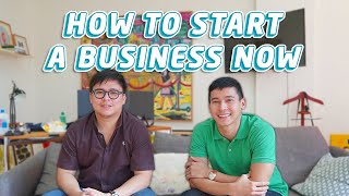 HONEST QUESTIONS WITH MY BUSINESS PARTNER (DOM HERNANDEZ) | Enchong Dee