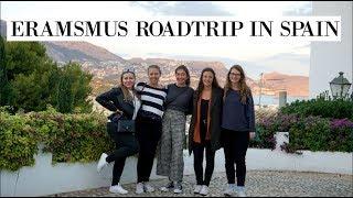 Weekend Road Trip in Spain ★ Vlog(mas) #1 ★
