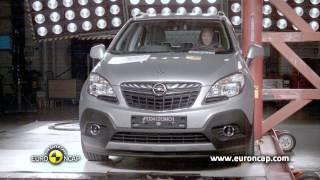 Euro NCAP | Opel/Vauxhall Mokka | 2012 | Crash test