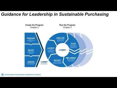 Sustainable Purchasing v2.0: The Program Approach