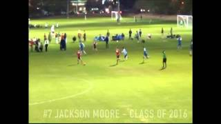 Jackson Moore Soccer Highlights