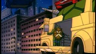 Teenage Mutant Ninja Turtles - S01 E04 - Hot Rodding Teenagers From Dimension X
