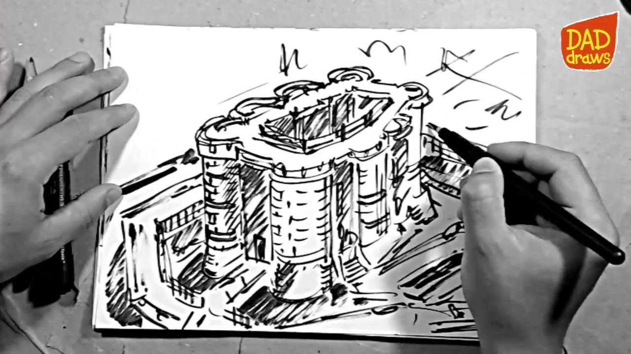This is a photo of Unusual Storming Of The Bastille Drawing