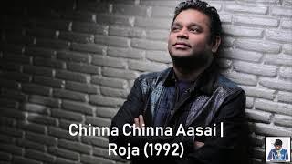 Chinna Chinna Aasai | Roja (1992) | A.R. Rahman [HD]
