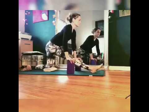 Stretches for Front Splits
