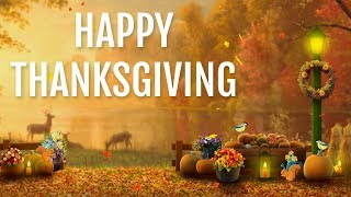 Animated greetings to wish your friends Happy Thanksgiving.  Canadian Thanksgiving greetings