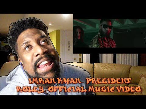 (PUNJABI)Imran Khan - President Roley (Official Music Video)REACTION!!