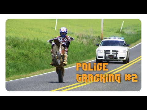 Motocross Enduro Police tracking (HD 2015) #2