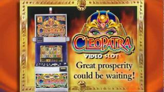 Cleopatra Slots - Take a Journey into the Past with Cleopatra Video Slots