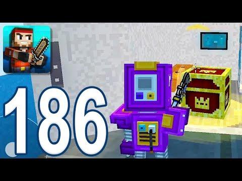 Pixel Gun 3D - Gameplay Walkthrough Part 186 - New Arcade Season Battle Pass (iOS, Android)