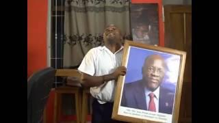 Vituko vya Joti kwa Magufuli