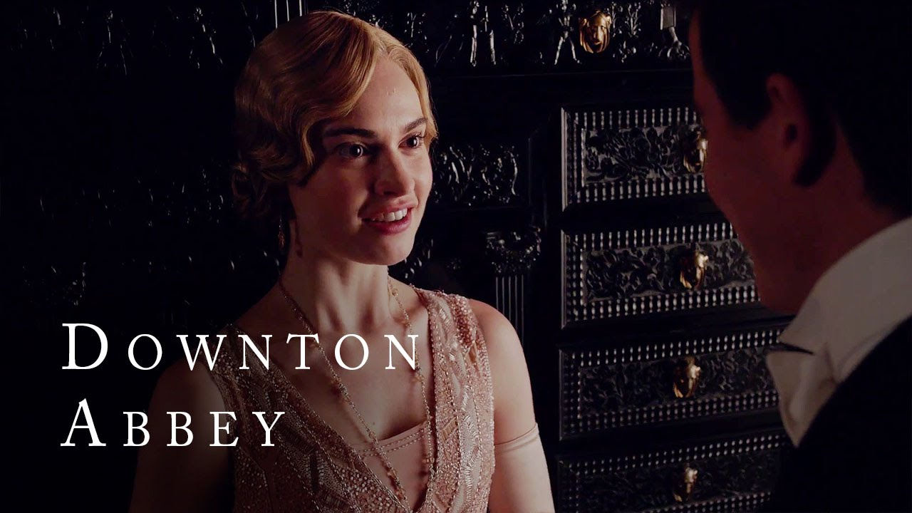 Download The Amorous Atticus Proposes to Lady Rose | Downton Abbey | Season 5