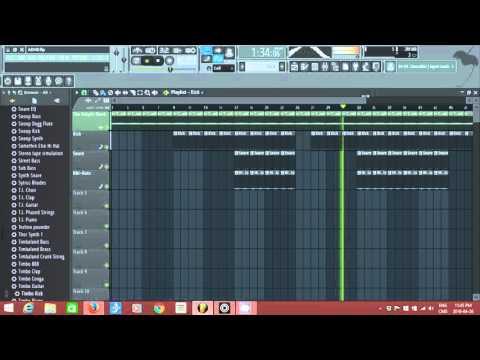 kendrick Lamar - A.D.H.D (FL Studio Remake)