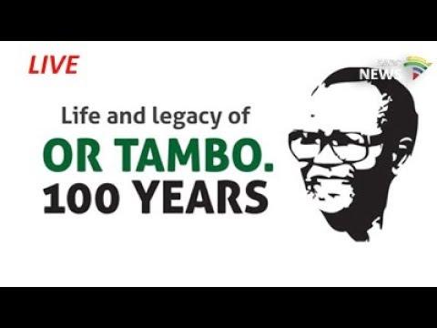 O.R. Tambo Centenary Celebrations - Nkantolo, 27 October 2017