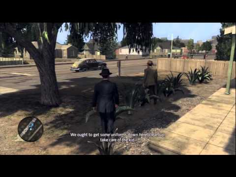 LA Noire Walkthrough: Case 9 - Part 2 [HD] (XBOX 360/PS3) [Gameplay]