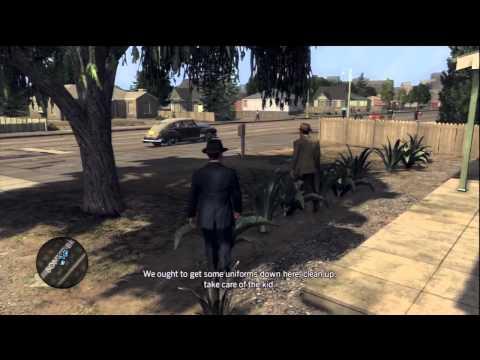 LA Noire Walkthrough: Case 9 - Part 2 [HD] (XBOX 360/PS3) [Gameplay]