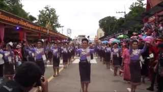 ubon ratchathani candle festival 2013 narinukun School