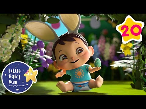 Going on an Egg Hunt!   BRAND NEW   Little Baby Bum   Baby Videos   Magical Stories   Moonbug TV