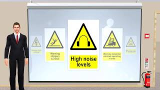 Health & Safety Signs E-Learning Part 3