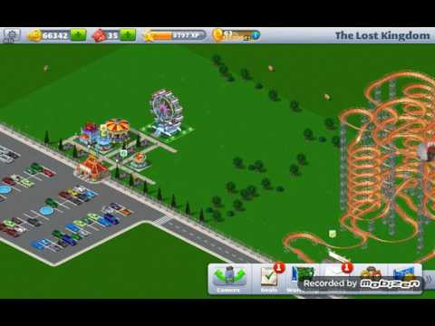 Roller coaster tycoon 4 land cheat/cheat codes/unlimited xp/and more !
